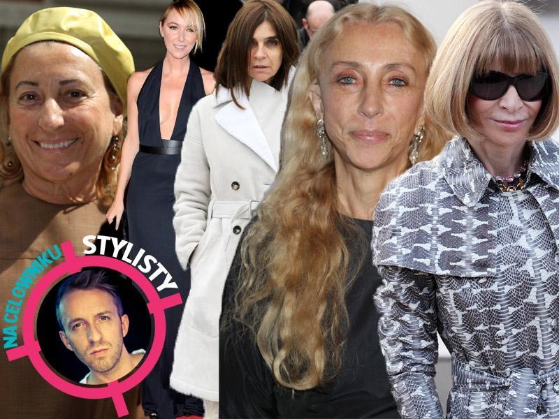 5 najbardziej stylowych kobiet, które rządzą światem mody