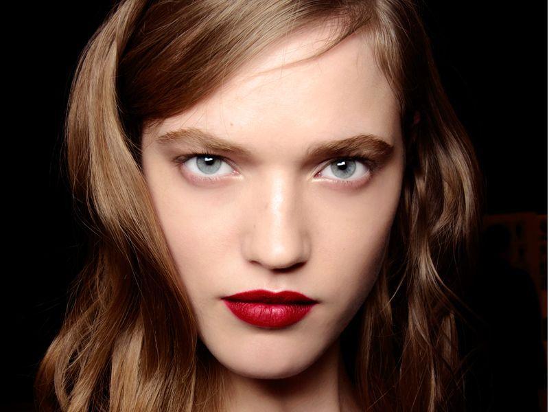 5 najważniejszych trendów w makijażu na jesień 2014
