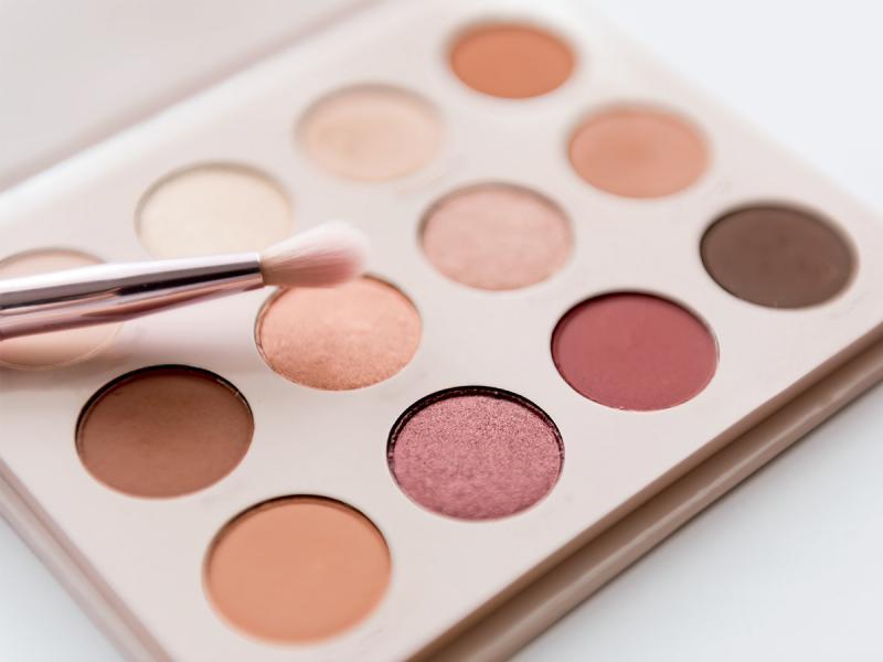 Palety do makijażu na jesień 2019