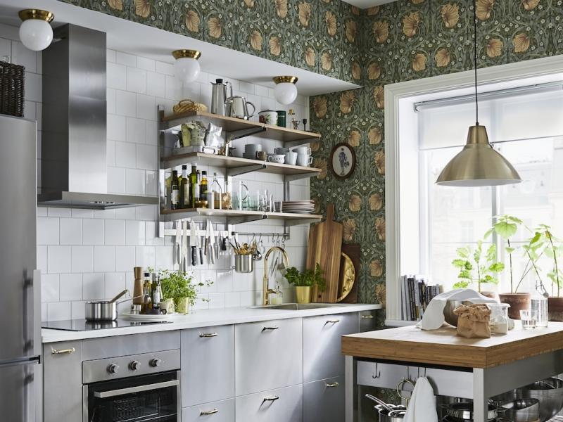 Nowe Meble Kuchenne Ikea Odmienią Twoją Kuchnię Aranżacje