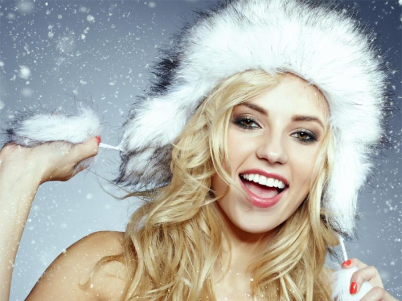 5 przykazań zimowej pielęgnacji cery