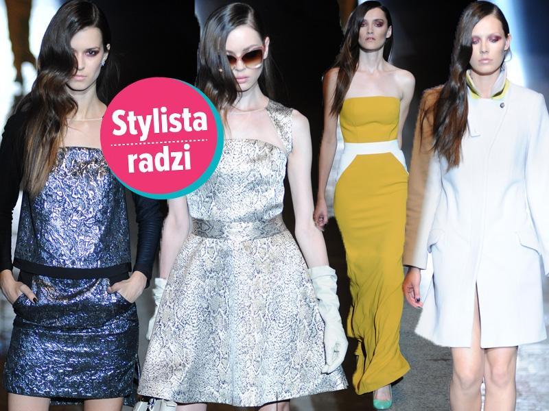 5 trendów - to będzie wciąż modne jesienią 2013
