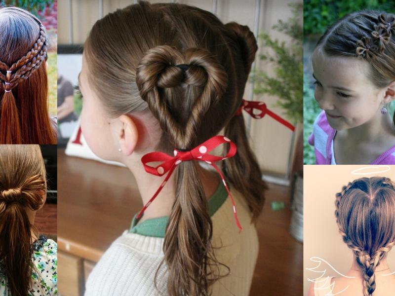 5 Uroczych Fryzur Dla Dziewczynek Nastolatki Polkipl