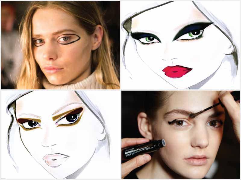 6 kroków do najmodniejszego makijażu: proste?