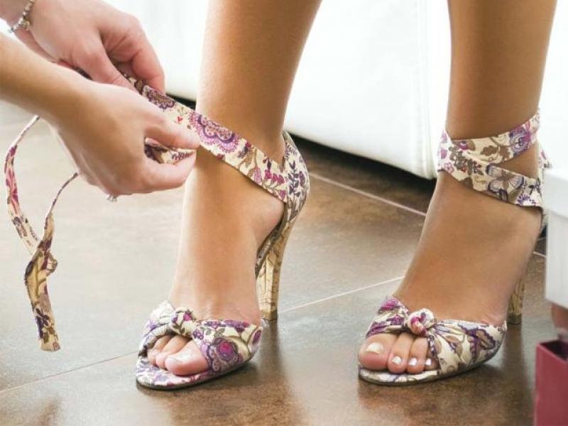 6 kroków do pięknych stóp