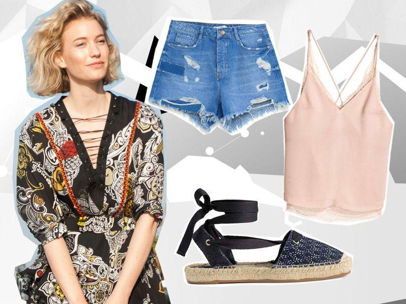 d27ee5e423 Ponadczasowe ubrania na lato 2016 - Modne ubrania - Trendy sezonu ...