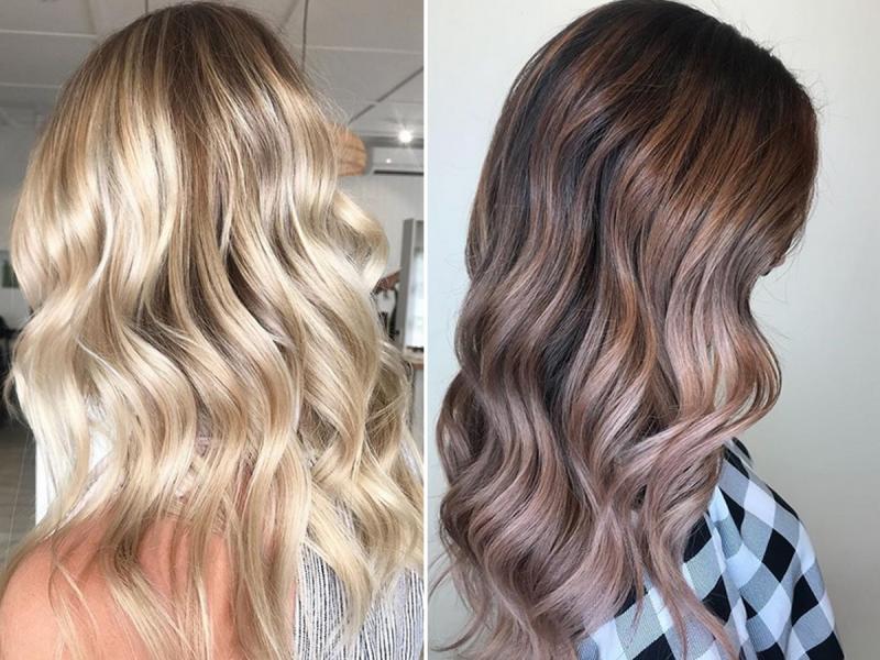 Najmodniejsze Kolory Włosów Na Jesień Fryzury Polkipl