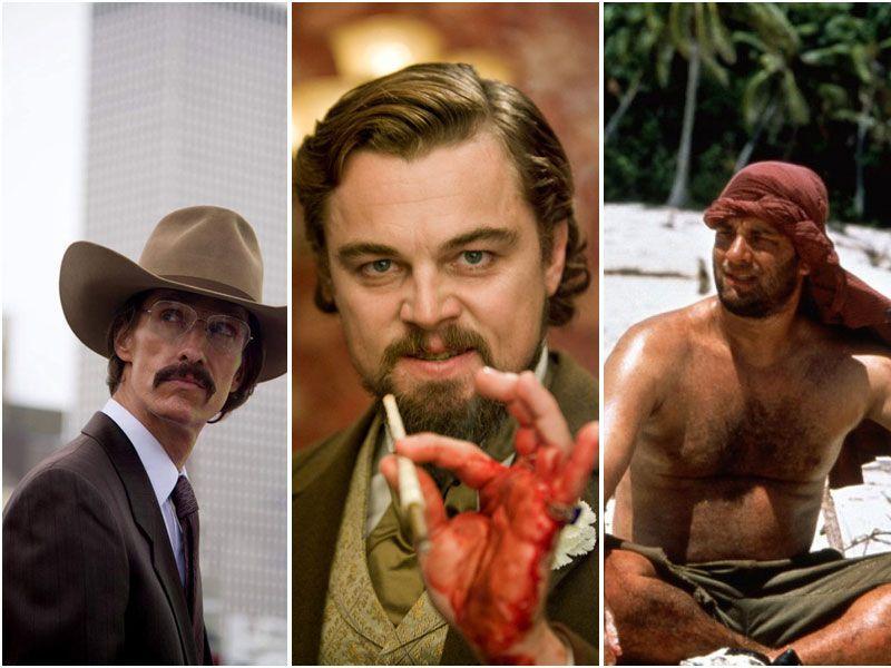 7 aktorów i 1 aktorka, którzy ryzykowali zdrowie (a nawet życie) dla Oscara
