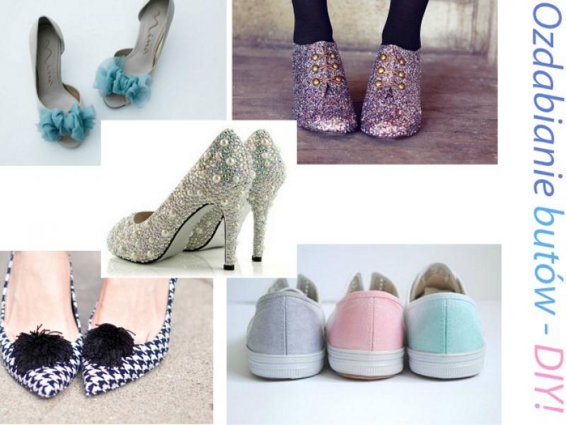 Jak odnowić buty? Samodzielnie! Propozycje i inspiracje DIY