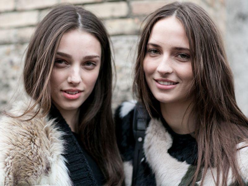9 rzeczy, które robią dziewczyny o pięknych włosach