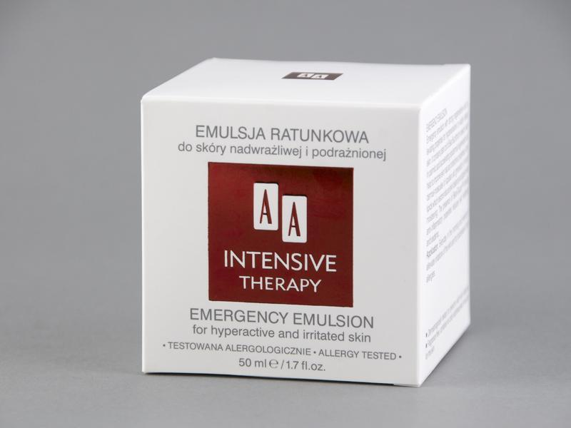 AA INTENSIVE THERAPY