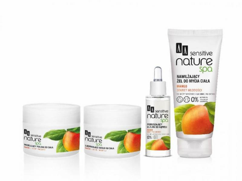 AA Sensitive Nature SPA - MANGO
