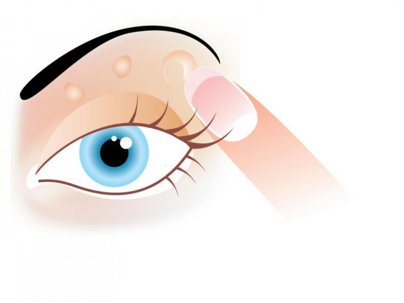 ABC makijażu - Malowanie kresek