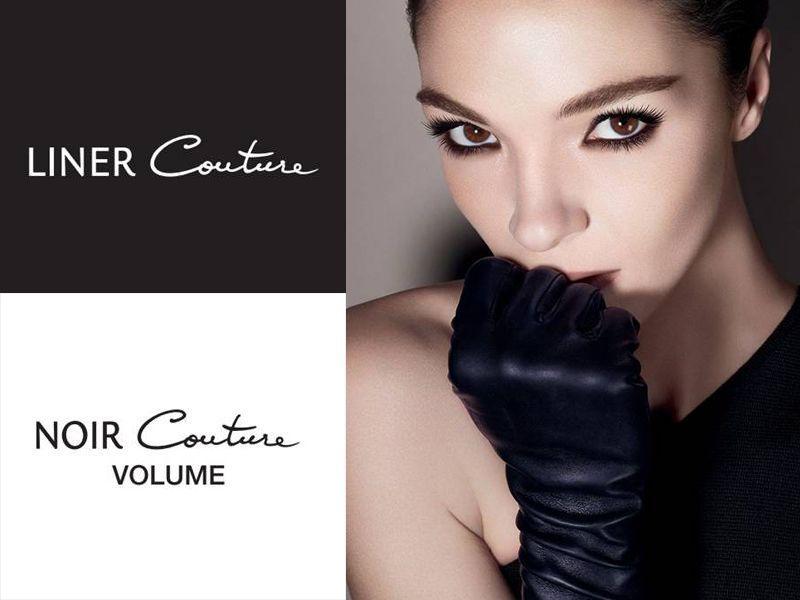 Absolutnie czarne oko w stylu couture od Givenchy