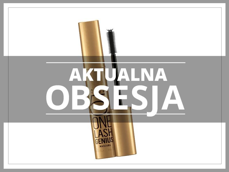 Tusz do rzęs AVON True Lash Genius 5w1