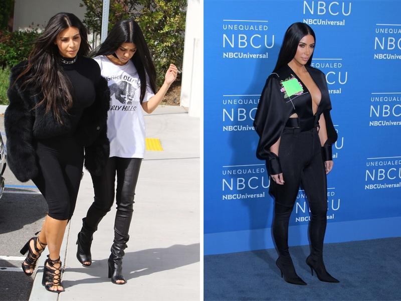 Ależ ona schudła! Poznaj dietę dzięki której Kim Kardashian wróciła do formy sprzed ciąży! Zastosujesz?