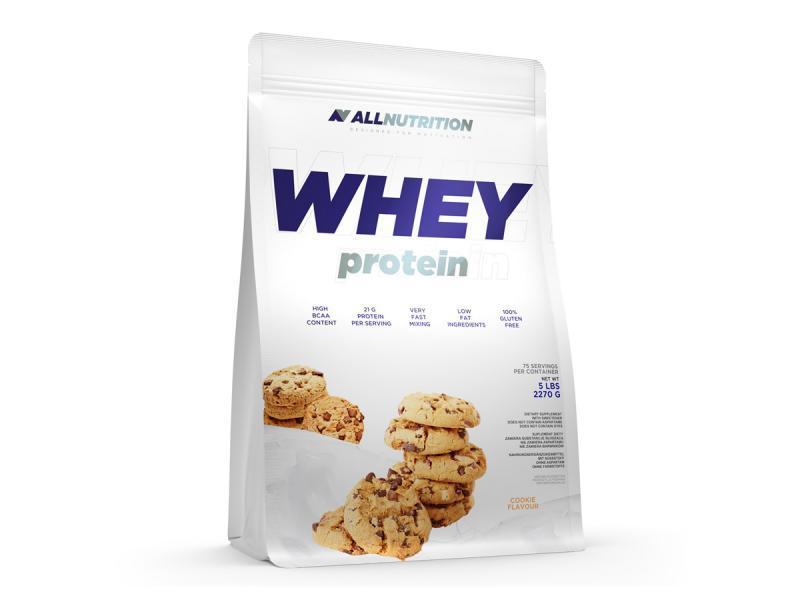 Allnutrition, koncentrat białka serwatkowego, cena