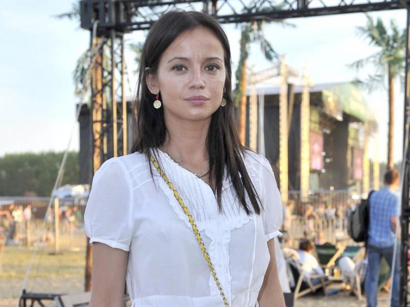 Anna Przybylska spędziła rodzinny urlop w Sopocie