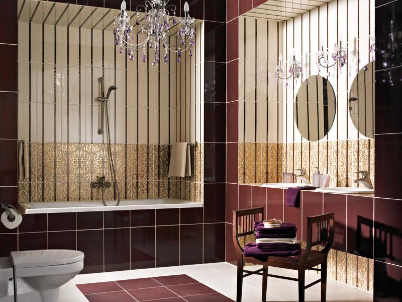 Aranżacje łazienki Castorama 2010 Aranżacje Wnętrz