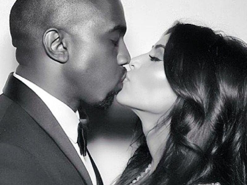 Kim i Kanye zaczęli się spotykać