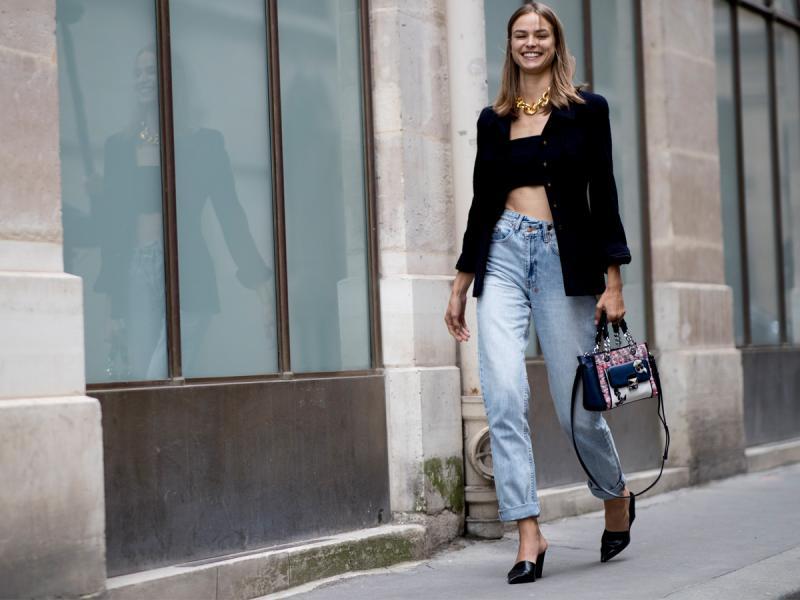 Balloon jeans będą hitem wiosny 2020. Najmodniejszy model