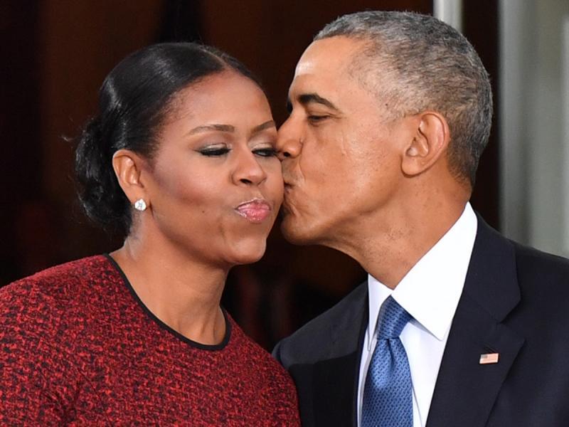 Michelle Obama - historia randek porady dotyczące randek samotnych matek