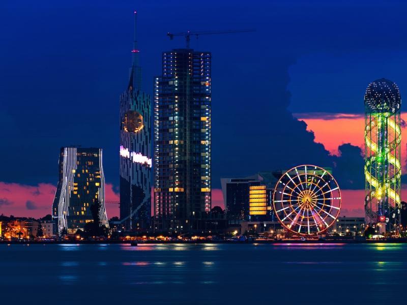 Batumi – gdzie Dubaj spotyka się z Las Vegas