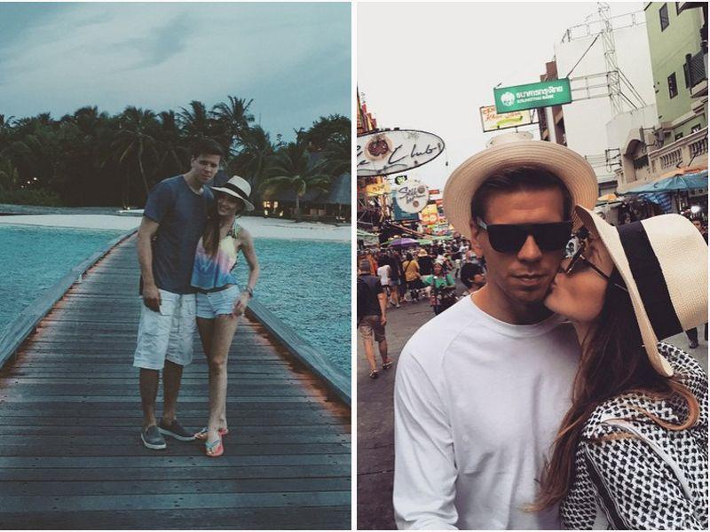 Marina i Szczęsny są zaręczeni