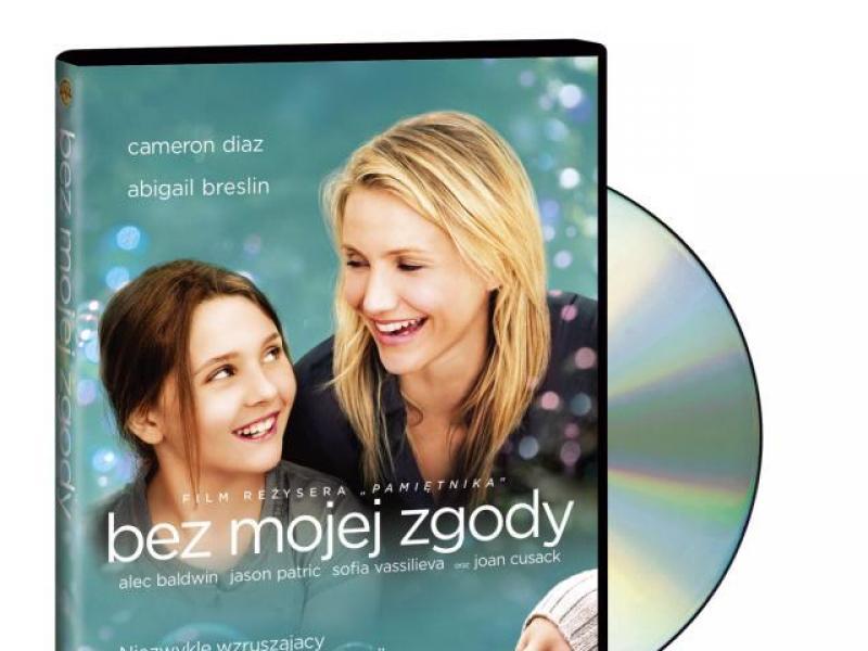 """""""Bez mojej zgody"""" na DVD"""