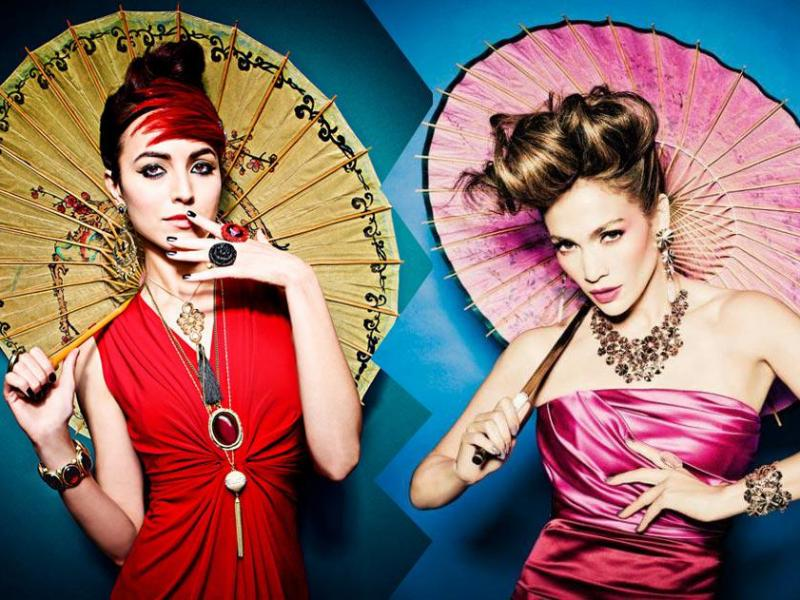 Bijou Brigitte - plagiat kampanii z J.Lo