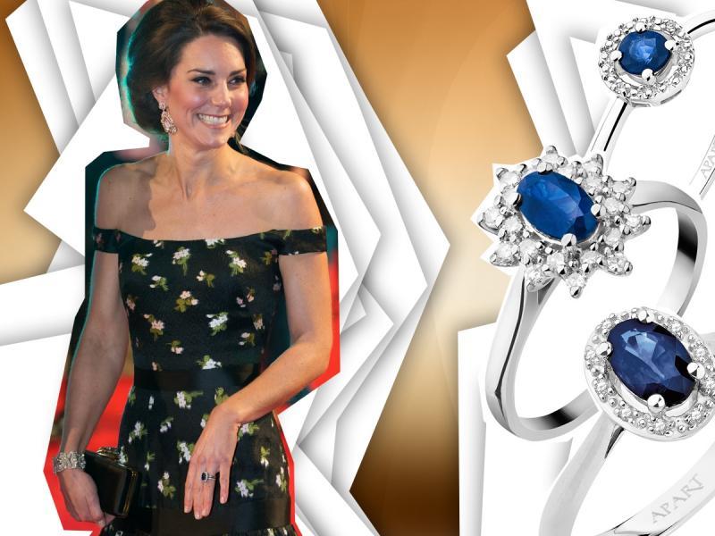 Biżuteria w stylu Kate Middleton – wiemy, gdzie ją kupić! Wygląda po królewsku, ale nie kosztuje fortuny!