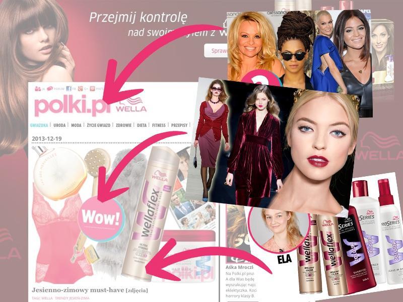 Blog o trendach Asi - redaktorki Polki.pl