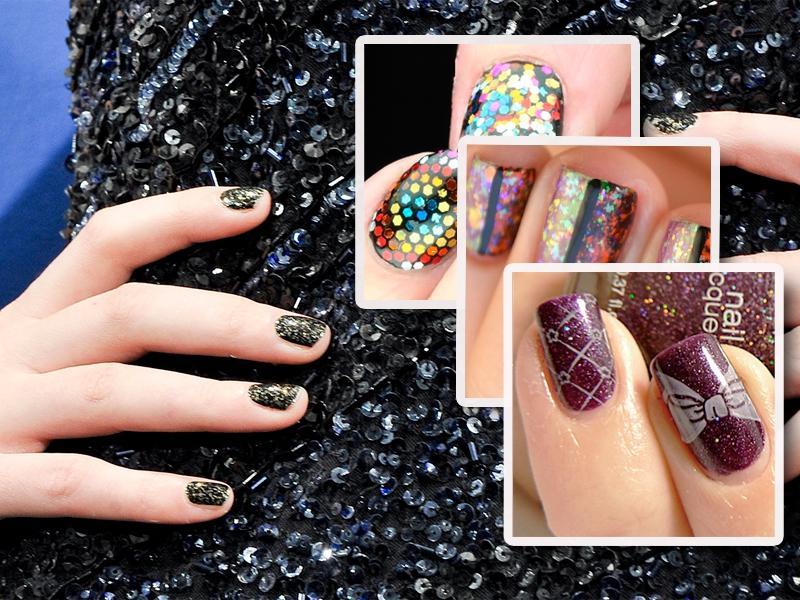 Blogerki pokazują jak zrobić fajny manicure na imprezę!