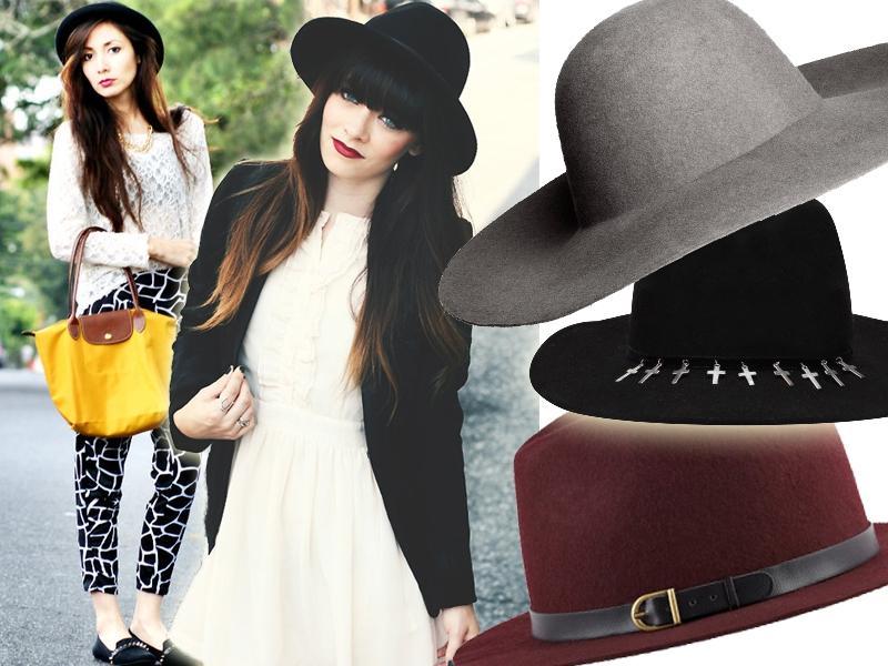 Bloggerki noszą kapelusze! Też się odważysz?
