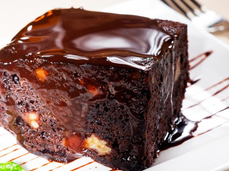 Blok bakaliowy z białej czekolady