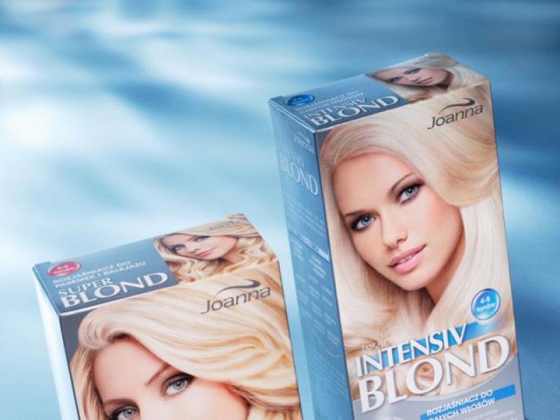 Blond Joanna