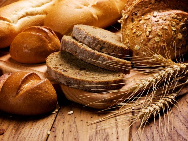 Chleb wielkanocny do święconki.