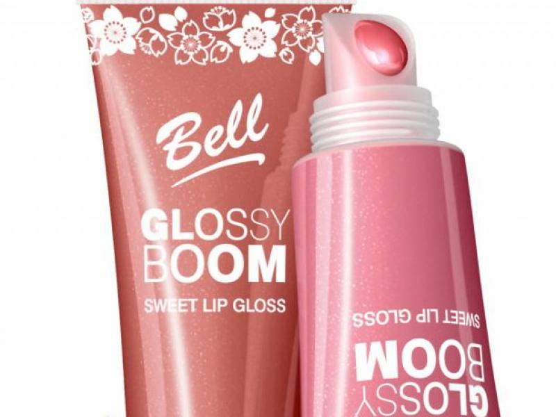 Błyszczyk Bell Glossy Boom