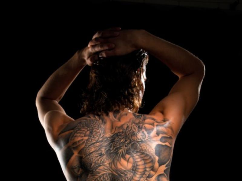 Body suit, czyli tatuaże członków Yakuzy