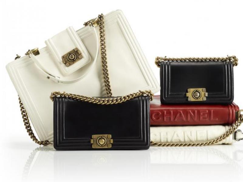 Boy - Nowy model torebki od Chanel