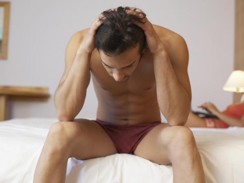 Mój partner ma problemy z erekcją. Jak mu pomóc?