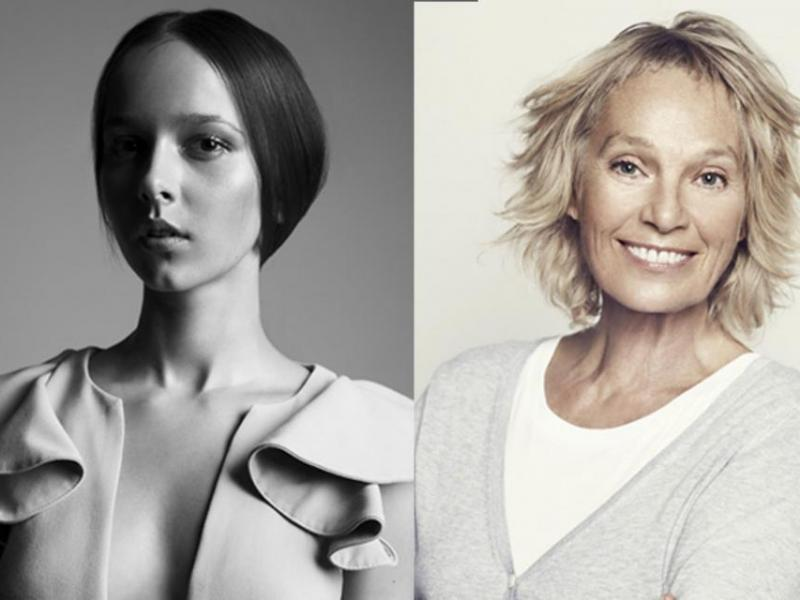 Brodka i Braunek nowymi ambasadorkami kosmetyków AA Technologia Wieku