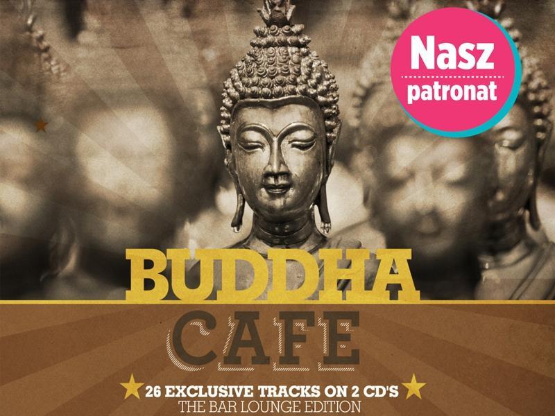 Okładka płyty Buddha Cafe