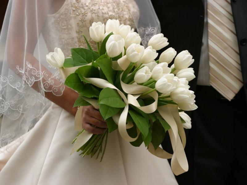 Bukiety ślubne Z Tulipanów Organizacja I Formalności Polkipl
