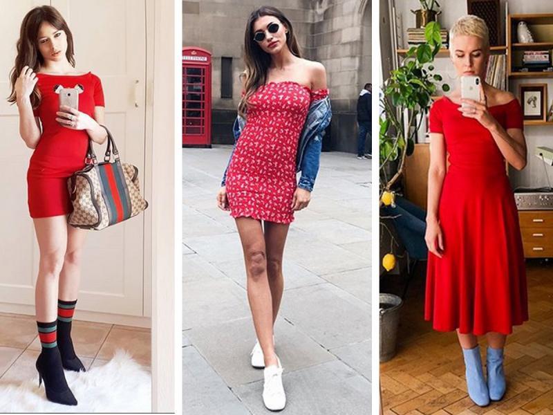 Jakie buty do czerwonej sukienki? Zobacz propozycje
