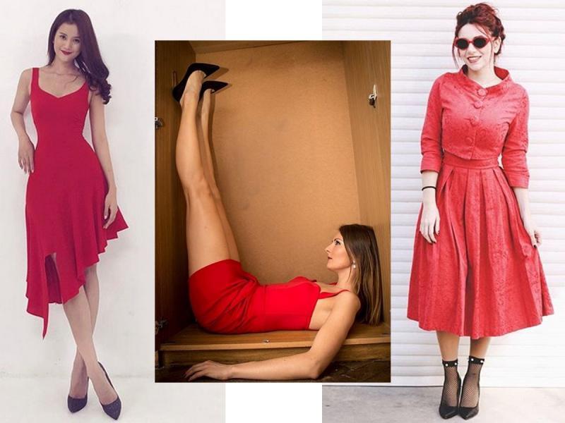 Jakie Buty Do Czerwonej Sukienki Zobacz Propozycje Internautek Jak Sie Ubrac Polki Pl