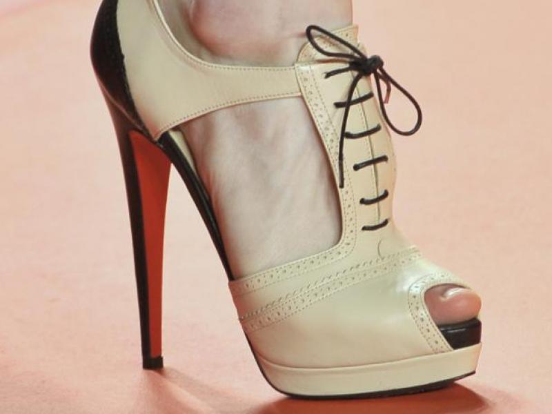 Buty jak z wybiegu Phillip Lim