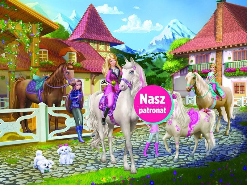 Całkowicie nowe przygody Barbie i jej sióstr!