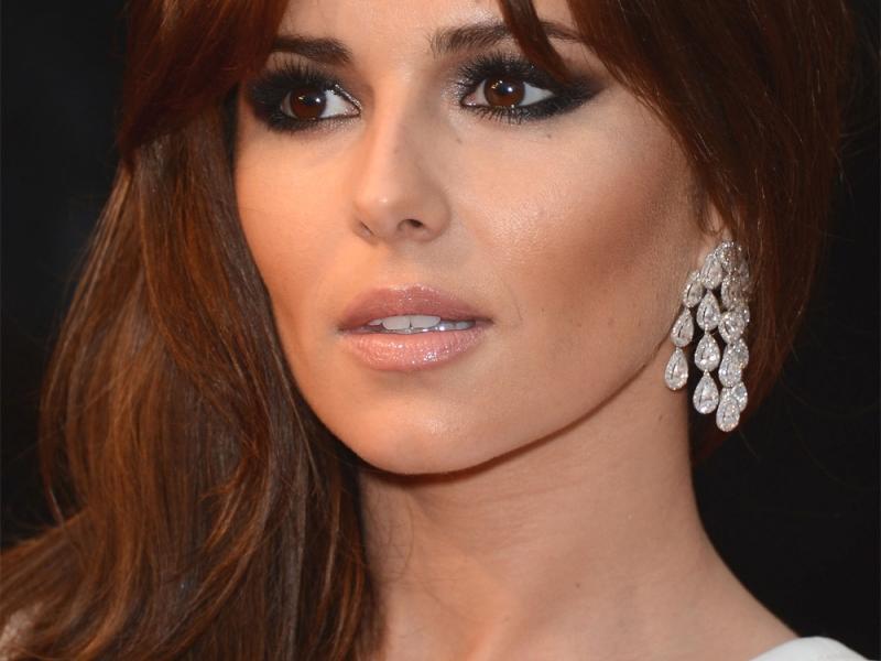 Cannes 2012 - makijaż w stylu Cheryl Cole - krok po kroku