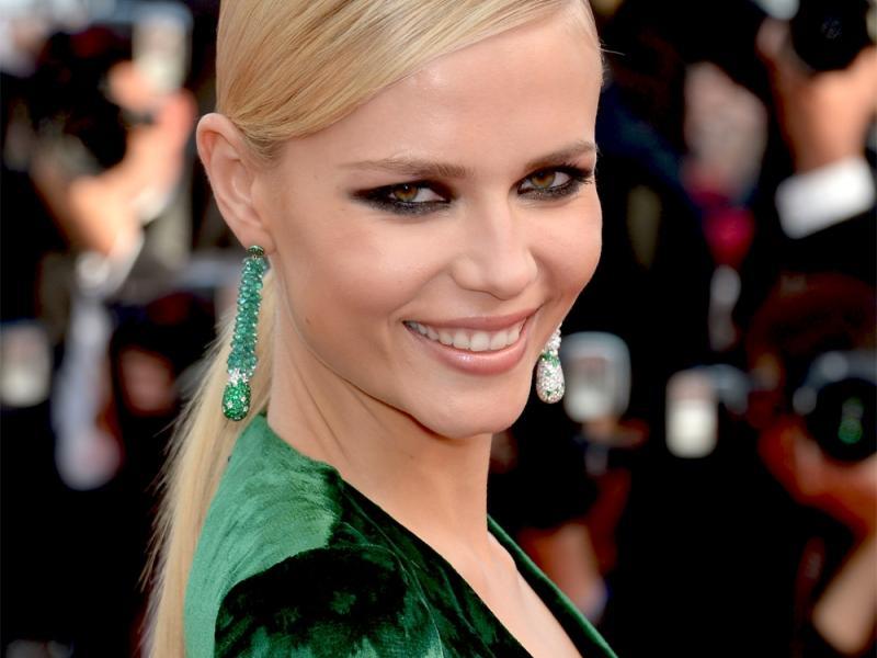 Cannes 2012 - makijaż w stylu Natashy Poly - krok po kroku
